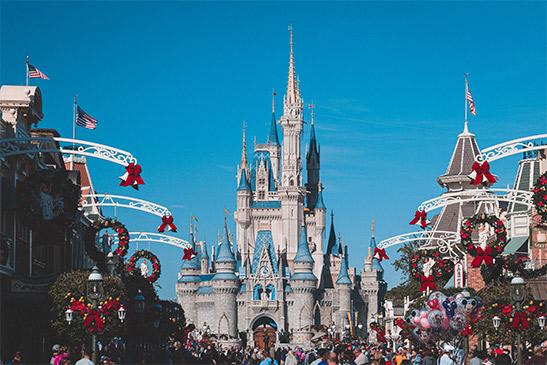 Disney em Orlando, EUA