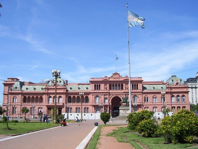 Buenos Aires capital da Argentina