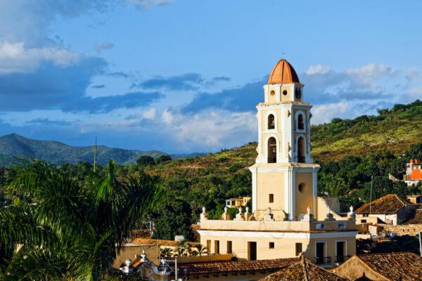Trinidad, em Cuba